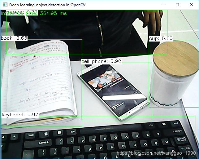 opencv dnn模块示例(2) 目标检测object_detection (2) YOLO - 豌豆ip代理