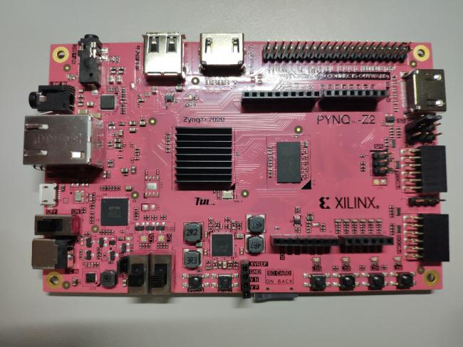 玩转PYNQ系列:一、板卡简介与资源整理- 豌豆ip代理