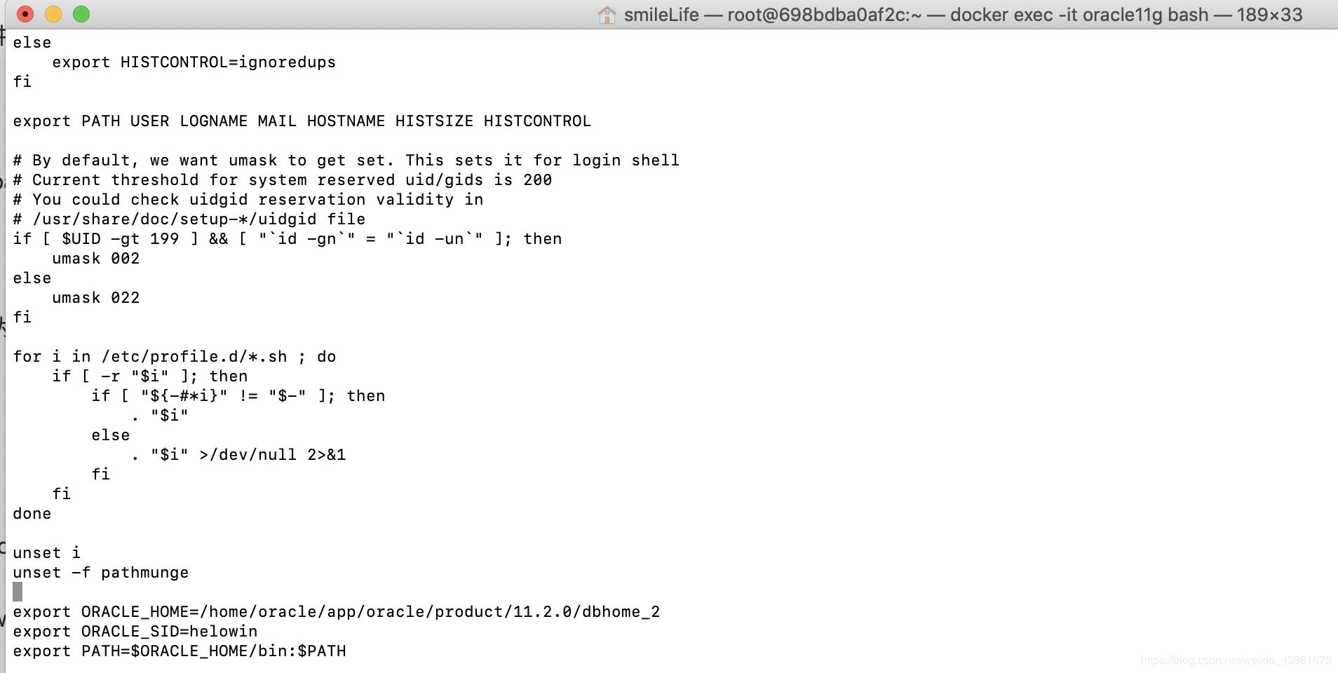 Docker-oracle11g 数据库的安装、配置- 豌豆ip代理