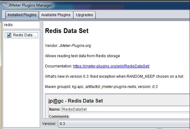JMeter连接及操作Redis - 豌豆ip代理