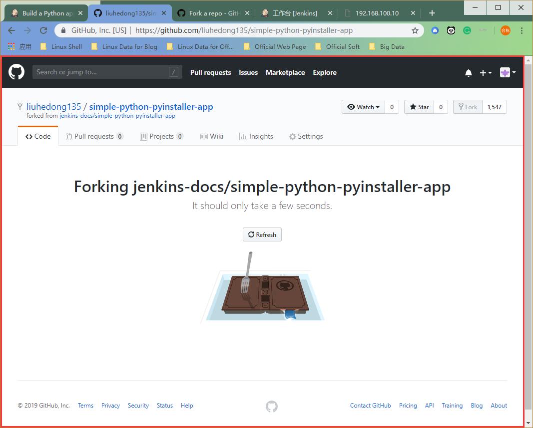 Jenkins之使用Pyinstaller构建Python应用程序- 豌豆ip代理