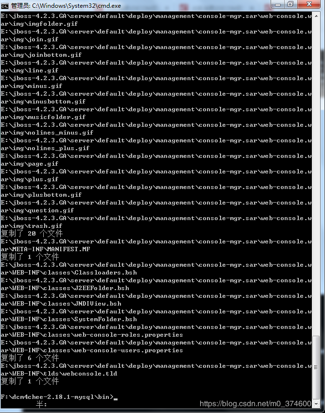 Dcm4chee oviyam2和weasis在windows环境下部署- 豌豆ip代理