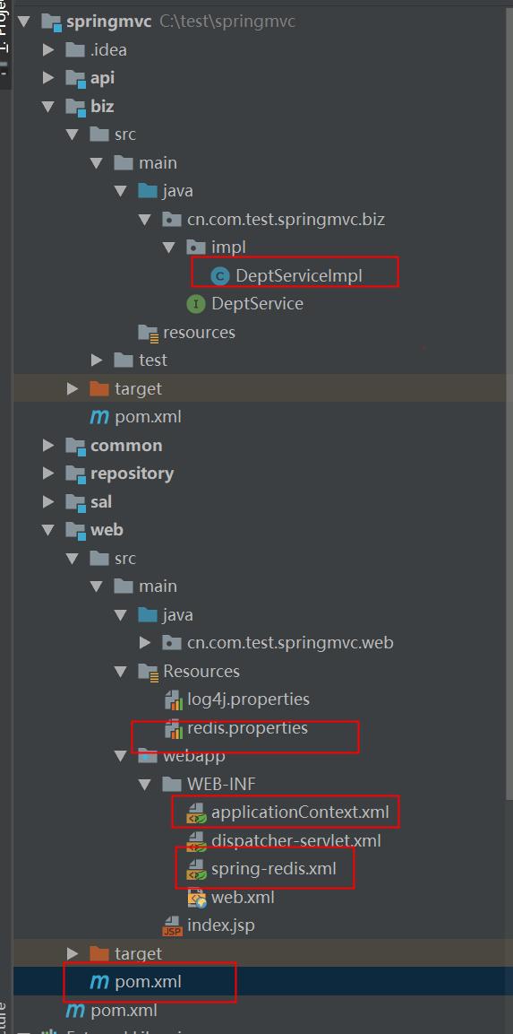 SSM接入Redis - 豌豆ip代理