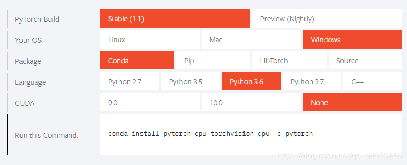 windows下安装最新版pytorch - 豌豆ip代理